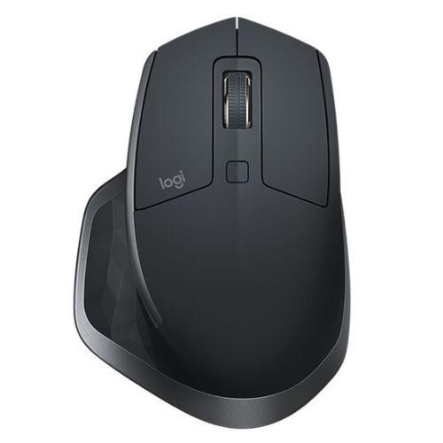 Logitech 罗技 MX Master 2S 无线蓝牙优联双模旗舰鼠标 95折优惠!
