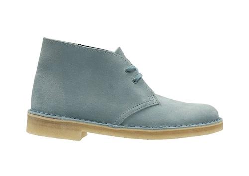 Clarks Desert Boot 3 复古磨砂休闲圆头 女款沙漠靴 7折优惠!