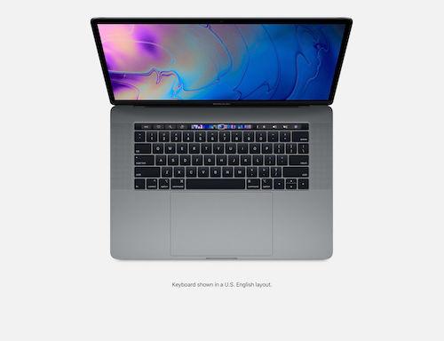 苹果 Apple MacBook Pro 15″ 512GB Touch Bar MR942X/A 2018新款 笔记本电脑 – 8折优惠!