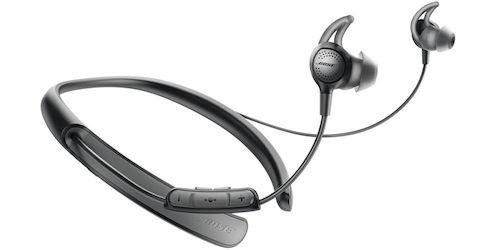 BOSE Quiet Controt 30(QC30)入耳式挂脖无线蓝牙可控降噪耳机 –