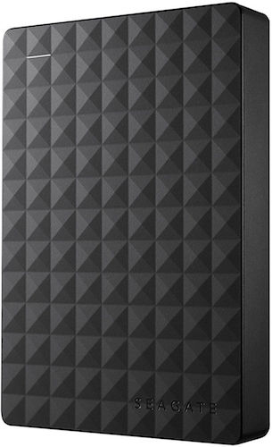 希捷 Seagate – 4TB Expansion 便携式移动硬盘 –  8折优惠!