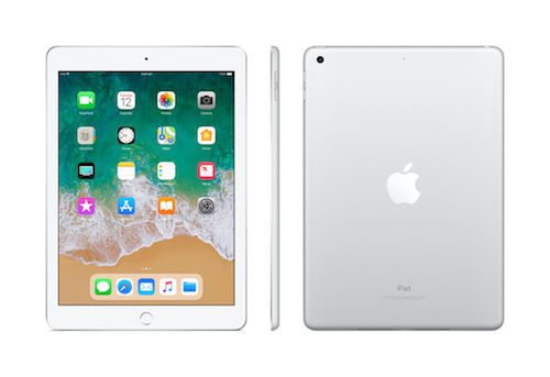 [eBay Plus] 苹果 Apple iPad 2018 6th Gen 9.7寸 32GB/128GB WiFi 三色可选 9折优惠!