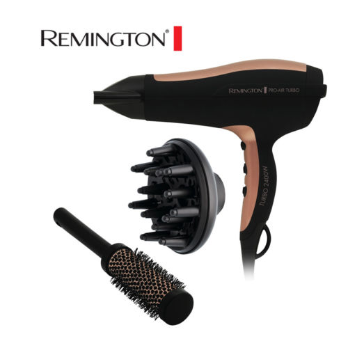 Remington Pro-Air Turbo 大功率负离子吹风机 低至72折优惠!