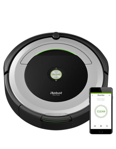 iRobot Roomba 690 Vacuuming 扫地机器人 7折优惠!
