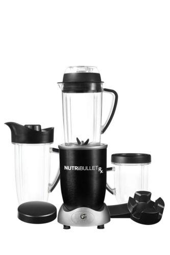 Nutribullet N17-1001 1700瓦超大功率 健康果蔬机榨汁机 64折优惠!