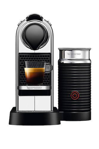 Nespresso by Breville BEC650MC Citiz & Milk 胶囊咖啡机 – 6折优惠!