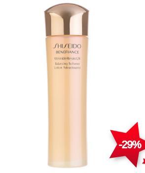 Shiseido 资生堂  Benefiance 24小时抗皱均衡柔软水