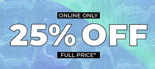 时尚网站 Glue Store:所有正价商品 – Adidas、Nike、Vans、等品牌的服装、鞋子等 – 75折优惠!