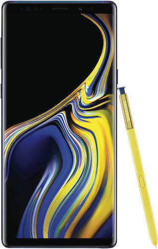 SAMSUNG 三星 Galaxy Note9 旗舰智能手机 6+128GB版 – 8折优惠!