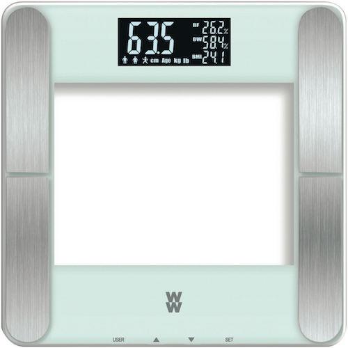 Weight Watchers WW710A 智能电子秤 – 8折优惠!