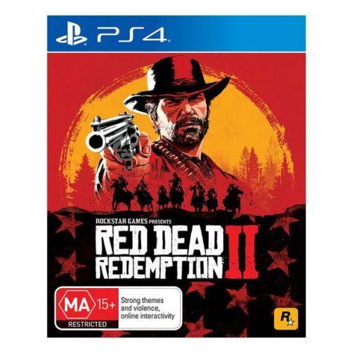 Red Dead Redemption 2 《荒野大镖客2》 – 95折优惠!