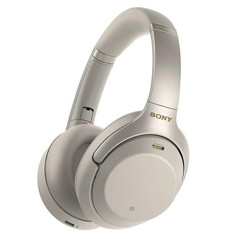 SONY 索尼 WH-1000XM3 头戴式智能降噪立体声无线蓝牙耳机 第三代 - 8折优惠!