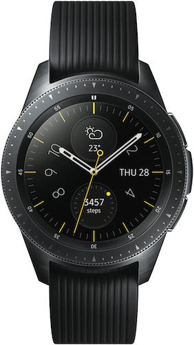 三星 SAMSUNG Galaxy Watch 智能蓝牙通话手表 (42毫米 2018年款) – 8折优惠!