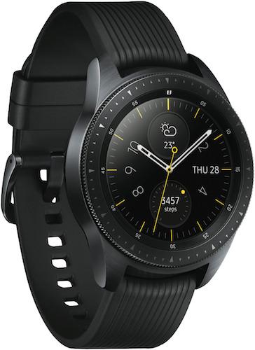 三星 Samsung Galaxy Watch 智能蓝牙通话手表 (42毫米 2018年款) - 8折优惠!