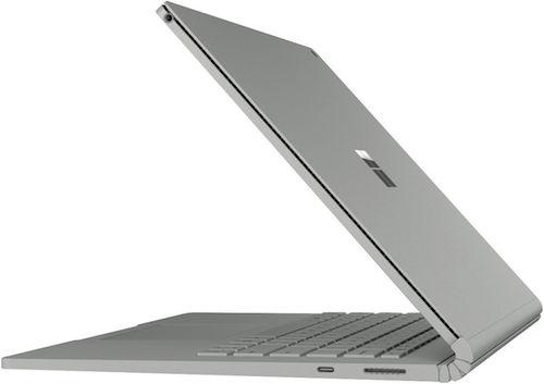 微软 Microsoft Surface Book 2 13.5寸2合1笔记本电脑 - i7 256GB 8GB - 8折优惠!