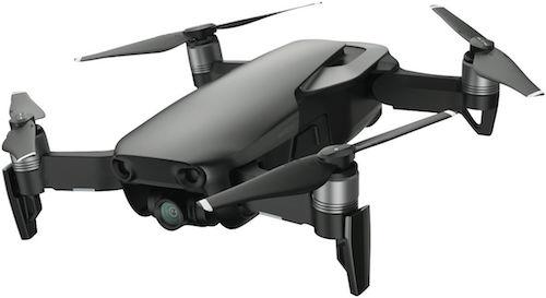 大疆 DJI Mavic Air 便携可折叠4K高清 无人机 单机版 8折优惠!