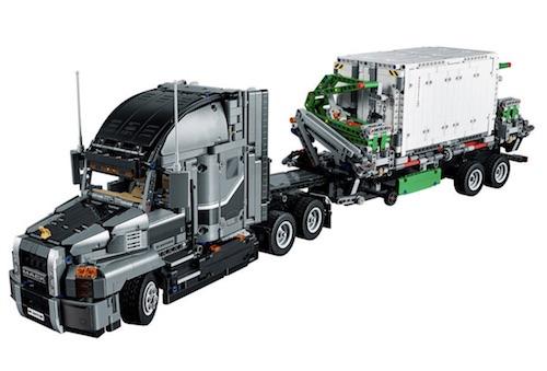 乐高 LEGO 积木 Technic 科技系列 Mack Anthem 42078 马克卡车 - 64折优惠!