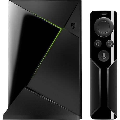nVidia Shield TV Box Android 智能串流游戏机 + 手柄版 - 8折优惠!