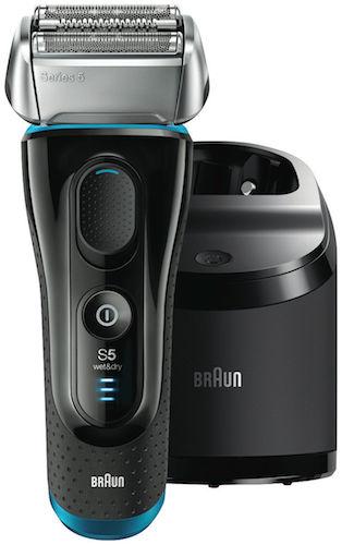 博朗 Braun 5系列 5190CC 干湿两用电动剃须刀 – 8折优惠!