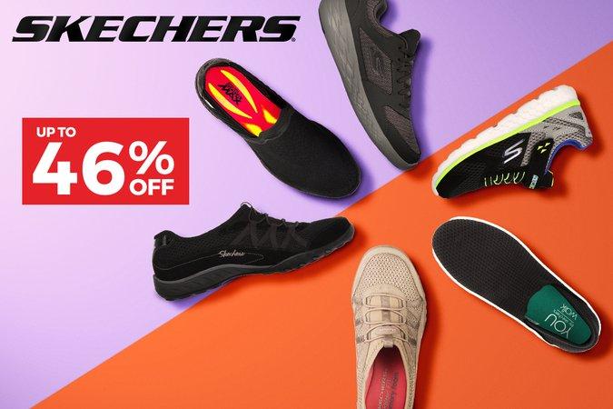 Catch 斯凯奇 Skechers 品牌休闲运动鞋清仓特卖 –