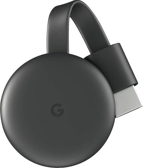 Google 谷歌 GA00439 Chromecast 第三代 电视盒子 –