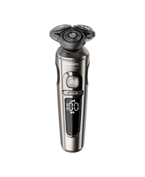 飞利浦 Philips S9000 Prestige 9000系列旗舰版 干湿两用电动剃须刀 SP9860/13 - 7折优惠!