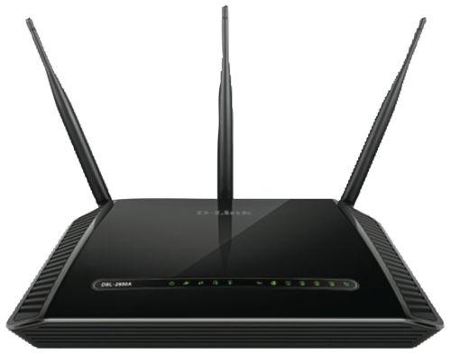 D-Link DSL-2888A AC1600 双频路由器 8折优惠!