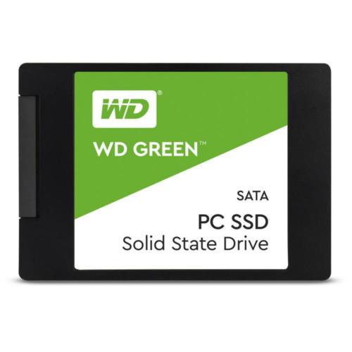 Western Digital 西部数据 2.5″ 480GB SATA III 7mm 固态移动硬盘 8折优惠!