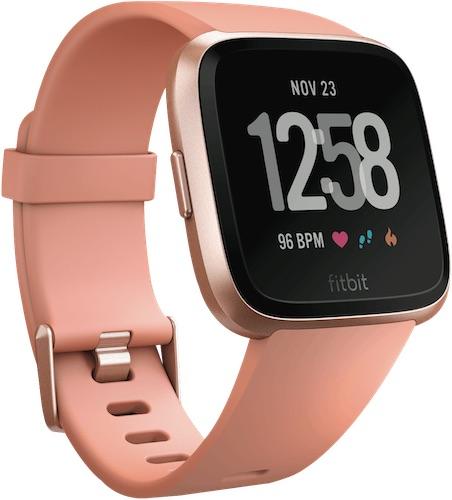 FITBIT Versa 2018新款智能手表  –  8折优惠!