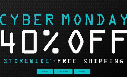 运动品牌 New Balance 澳洲官网 Cyber Monday 活动:全场所有正价商品 – 6折优惠!