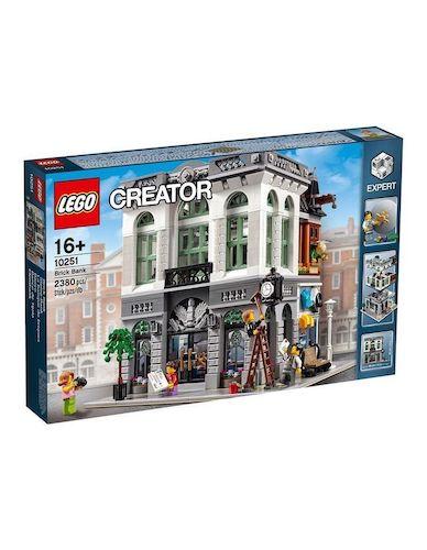 LEGO 乐高 Creator Expert 系列 10251 积木银行 – 85折优惠!