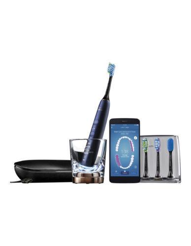 PHILIPS 飞利浦 钻石亮白型 电动牙刷 星空蓝色款 – 65折优惠!