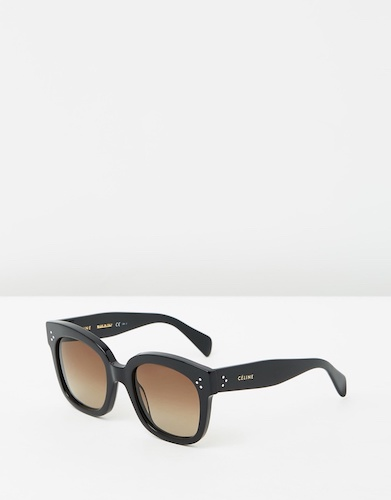 CELINE New Audrey 方形太阳镜 – 8折优惠!