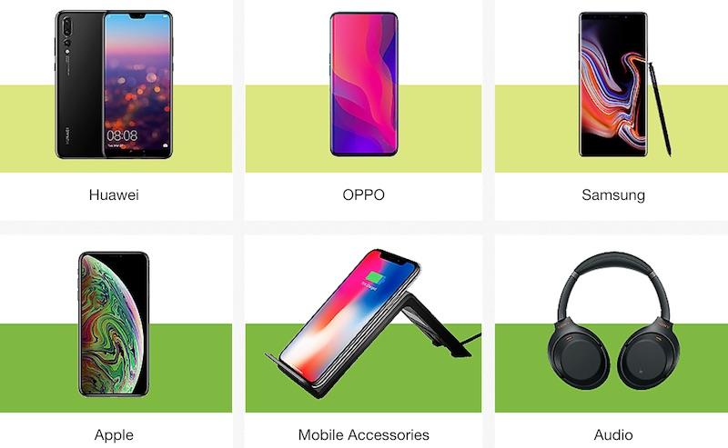 Mobile Citi 官方 eBay 店:全场所有商品 - 额外85折优惠!
