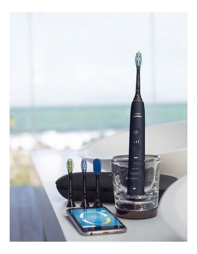 PHILIPS 飞利浦 HX9954/56 钻石亮白型 电动牙刷 星空蓝色款 - 65折优惠!