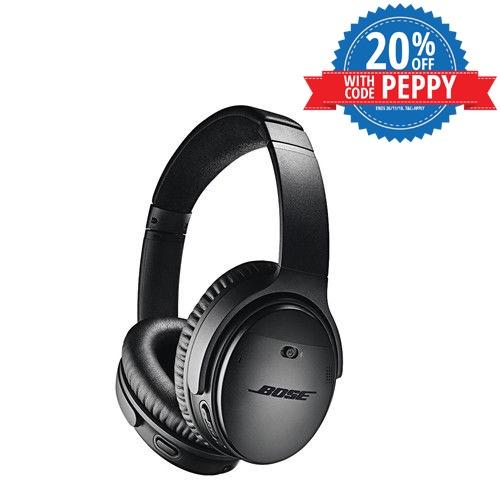 BOSE QuietComfort 35 II(QC35二代)头戴式无线蓝牙主动降噪耳机 三色可选 – 76折优惠!