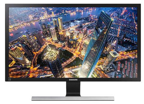 Samsung 三星 LU28E590DS/XY 28寸 4K高分辨率 显示器 – 8折优惠!
