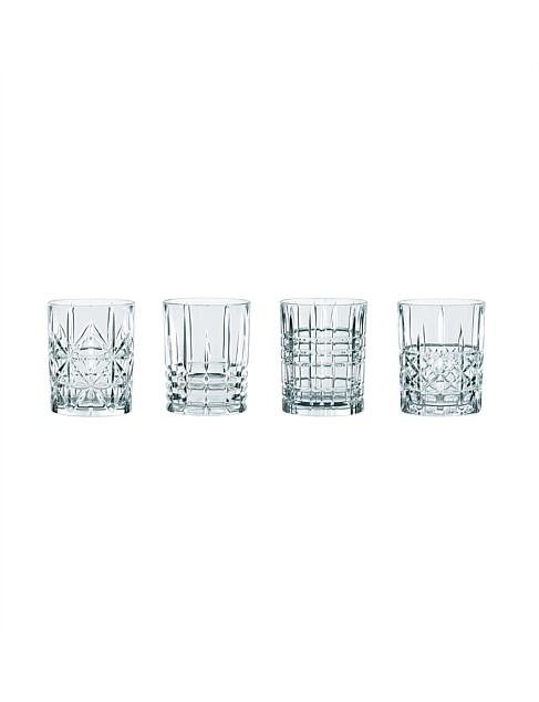 NACHTMANN 威士忌杯 4只 – 7折优惠!