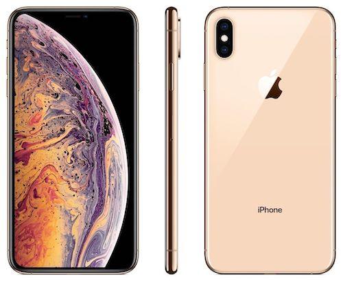 [Au Stock] 苹果 Apple iPhone XS Max 512GB 6.5寸 智能手机 三色可选 –8折优惠!