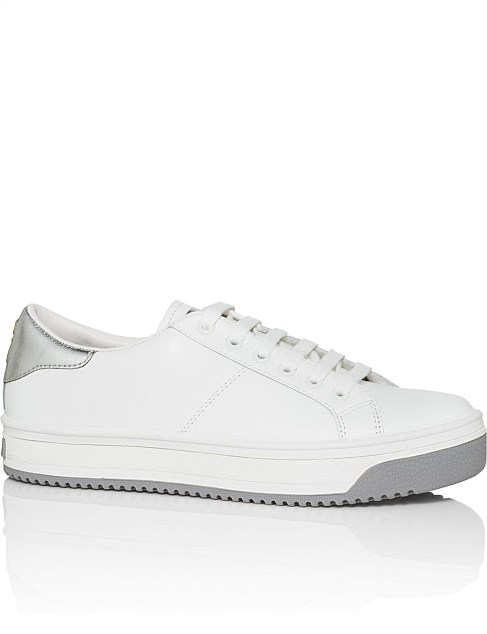 MARC JACOBS 女士白色休闲运动鞋 – 低至5折优惠!
