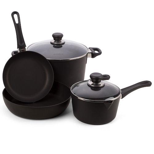Scanpan Classic 厨具四件套(炖锅 + 煎锅) – 低至2折优惠!