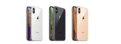 [Au Stock] 苹果 Apple iPhone XS [256/512GB] 智能手机 – 9折优惠!