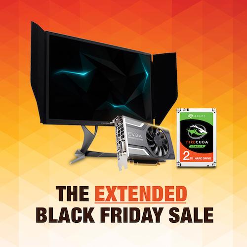 电脑类产品特卖网站 Newegg 黑五活动:购物满$75 – 可立减30刀!