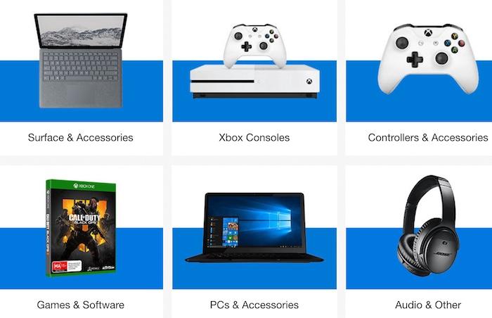 澳洲省钱快讯【ebay优惠码】                         微软官方 eBay 店:部分精选商品 –  Surface 系列电脑、Xbox One 及 Bose 耳机等 –                         额外8折优惠! 2