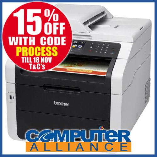 Brother MFC-9140CDN  多功能激光彩色打印机 85折优惠!