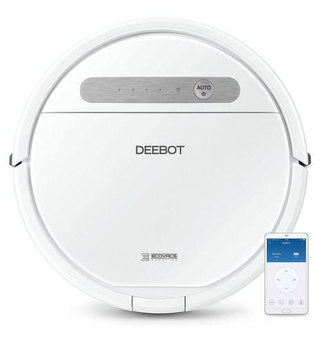 Ecovacs Deebot OZMO 610 扫地机器人  – 4折优惠!