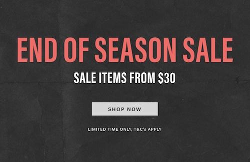 澳洲背包品牌 Crumpler 小野人 官网季末活动:特价商品 – 低至3折优惠!