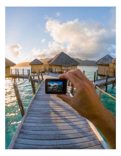 GoPro HERO7 Black 运动相机 4K高清 防抖 防水 –73折优惠!