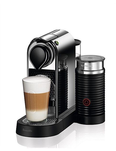 BREVILLE NESPRESSO BEC650MC Citiz&Milk 胶囊咖啡机 75折优惠!