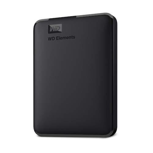 WD 4TB Elements  USB 3.0 便携式移动硬盘 – 86折优惠!